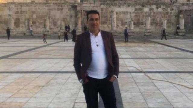 Обвиняемый Махмуд Катусе