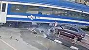 צילום: מפקח בטיחות, רכבת ישראל