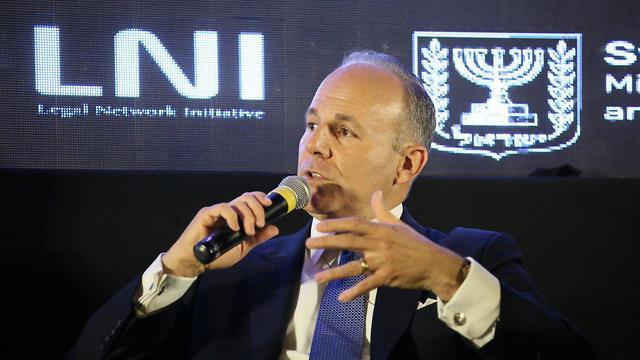 Elan Carr U.S. special envoy to combat anti-Semitism (Photo: GPO)