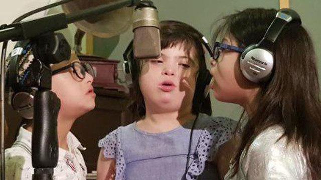 ילדי להקת קול מלאכים ()
