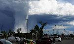 סערה סופה קנדה קלגרי קלגארי (מתוך טוויטר)