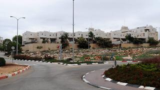 שכונת רמת רבין בכרמיאל.  (צילום: דורון גולן )