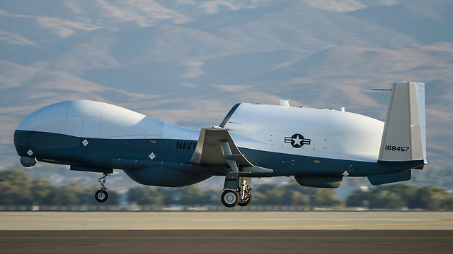 The MQ-4C Triton   (Photo: AP)