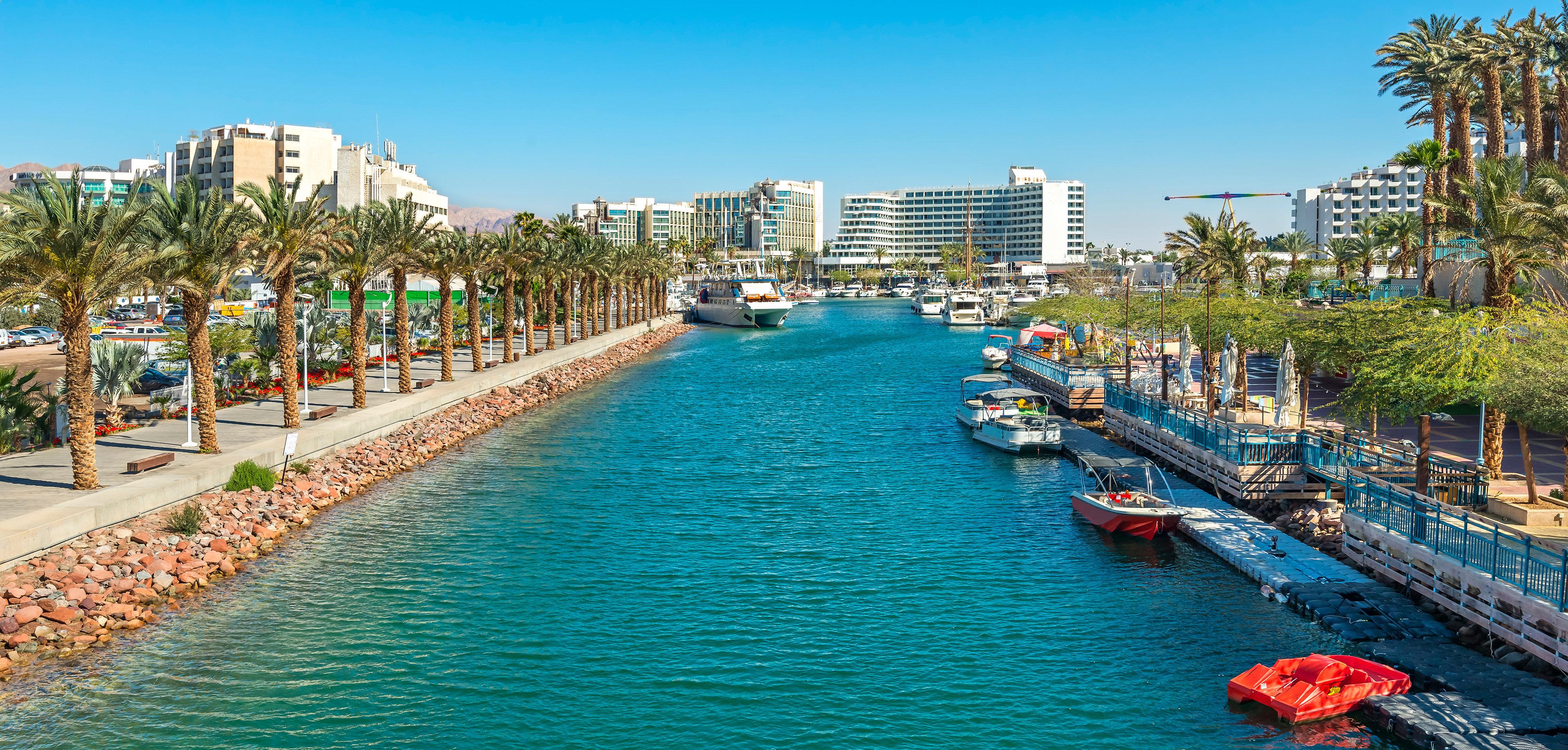 Eilat lagoon (Photo: Shutterstock)
