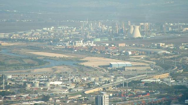 מפרץ חיפה (צילום: מיכל כרמון)