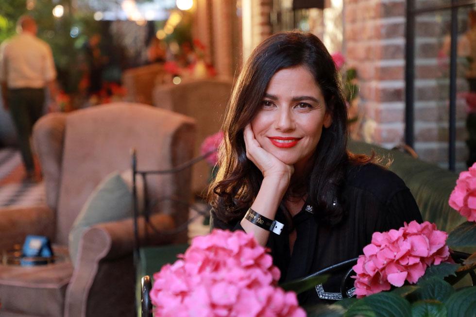 אתר האינטרנט של הדוגמנית והשחקנית, שהפכה למעצבת, עדיין ריק מפרויקטים. עכשיו היא עובדת על שתי עבודות ביכורים (צילום: דנה קופל )