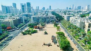 מה יהיה עתידך בתיירות? תל אביב-יפו (צילום: שירי הדר)