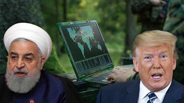טראמפ ורוחאני (צילום: shutterstock, סוכנויות הידיעות)