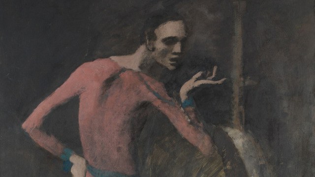 'The Actor' by Picasso