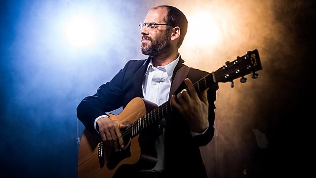 אהרן רזאל (צילום: אוהד רומנו)