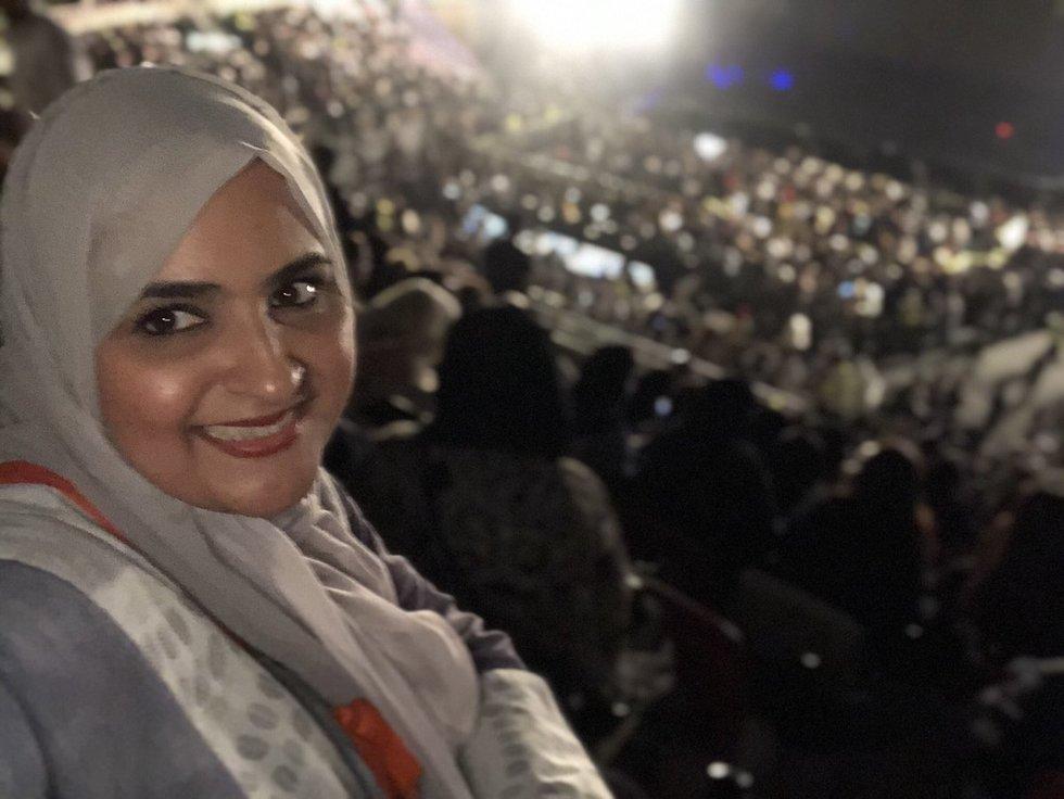 בקסטריט בויז, סעודיה, הופעה, גד'ה (מהרשתות החברתיות)