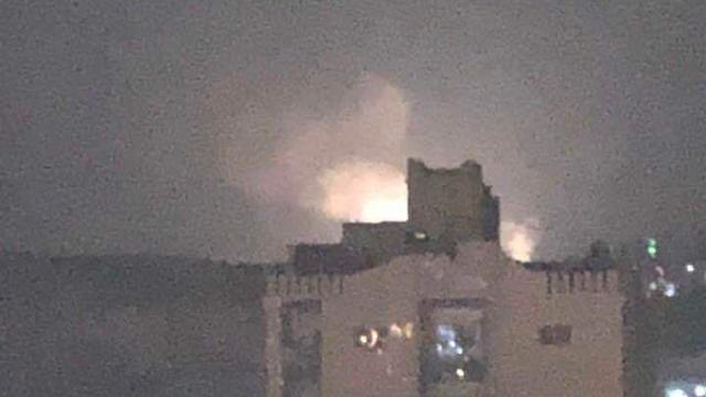 תיעוד מדמשק - תקיפה ()