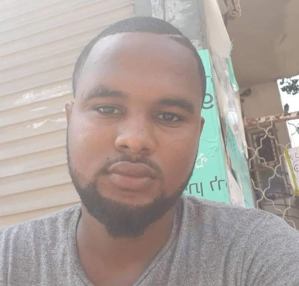 Solomon Tekah foi morto a tiros por um policial de folga em Haifa