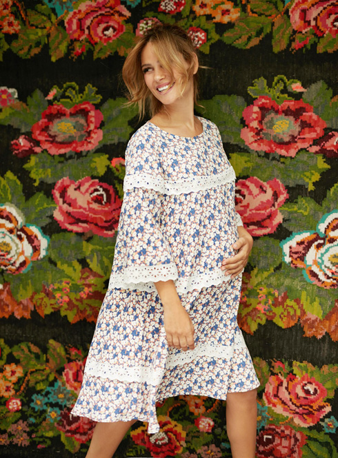 אבישג ארבל. עד 40 אחוז הנחה על קולקציית הקיץ של מעצבת בגדי ההיריון  (צילום: דודי חסון)