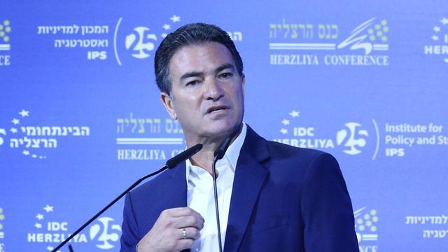 Mossad Chief Yossi Cohen (Photo: Motti Kimchi)