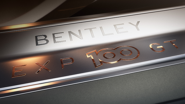 בנטלי EXP 100 GT ()