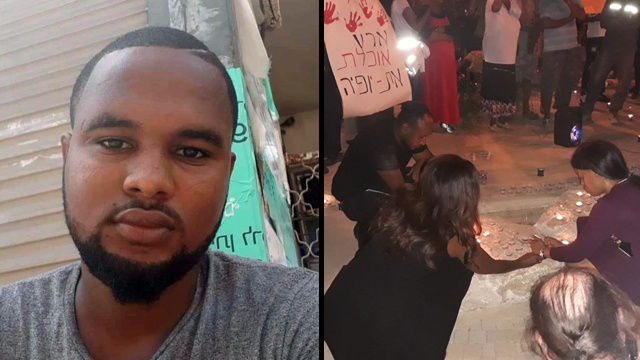 Беспорядки в ответ на гибель Така (Photo: Ayela Biluch)
