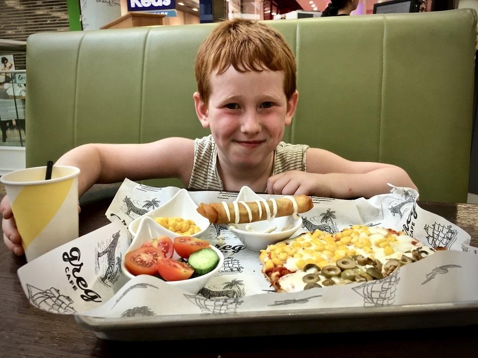 ארוחות ילדים (צילום: לין לוי)