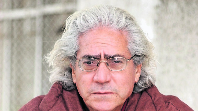 עמוס ברנס (צילום: אלעד גרשגורן)