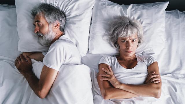 בני זוג מבוגרים רבים (צילום: Shutterstock)