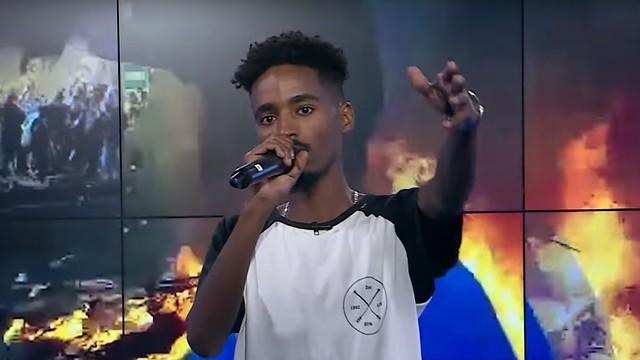 Israelenses etíopes usam música como forma de luta