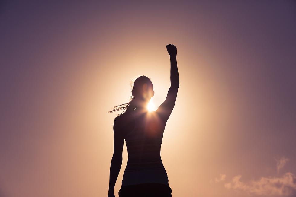העצמה אישית (צילום: Shutterstock)