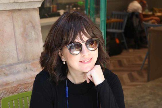 Rivka Berger (Photo: Andrew Sweeney)