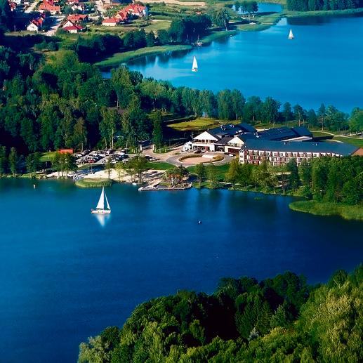 האגמים המזוריים, פולין