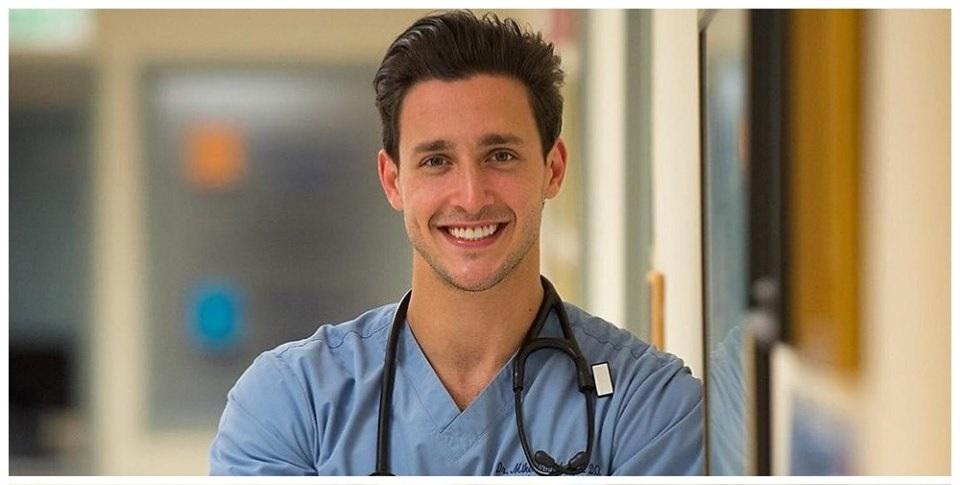 Доктор Майк Варшавский. Фото: страница в инстаграме doctor.mike