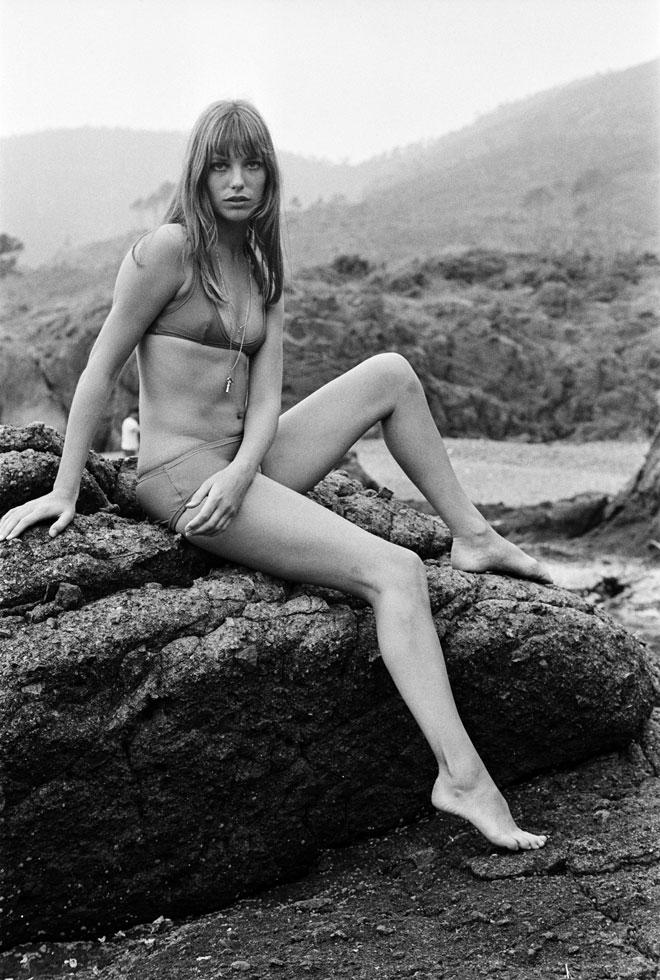 לבוש מינימלי, קסם אישי בכמויות. 1969 (צילום: Victor Blackman/GettyimagesIL)