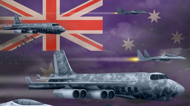 אוסטרליה נשק גרעיני גרעין (צילום: shutterstock)