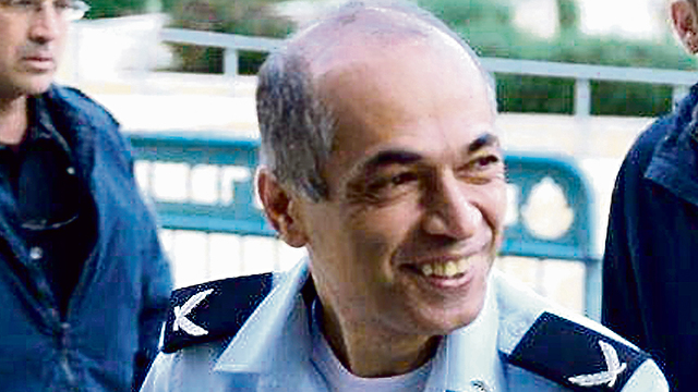 Police Fraud Unit chief Bar Nur