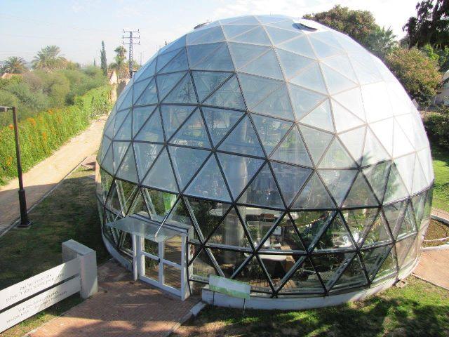 Экосфера в Парке науки в Реховоте. Фото: пресс-служба