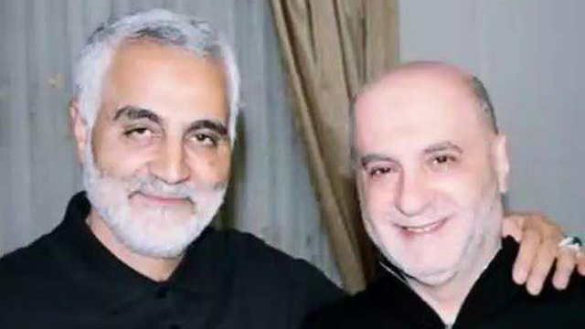 Two Hezbollah members of Lebanon's parliament on U.S. sanctions blacklist