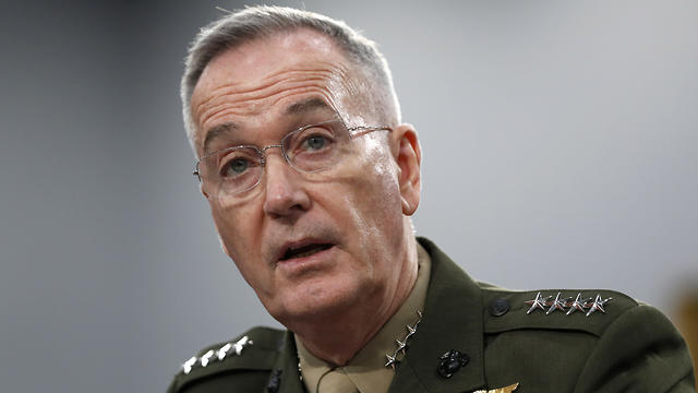 Chairman of the Joint Chiefs of Staff, General Joseph Dunford