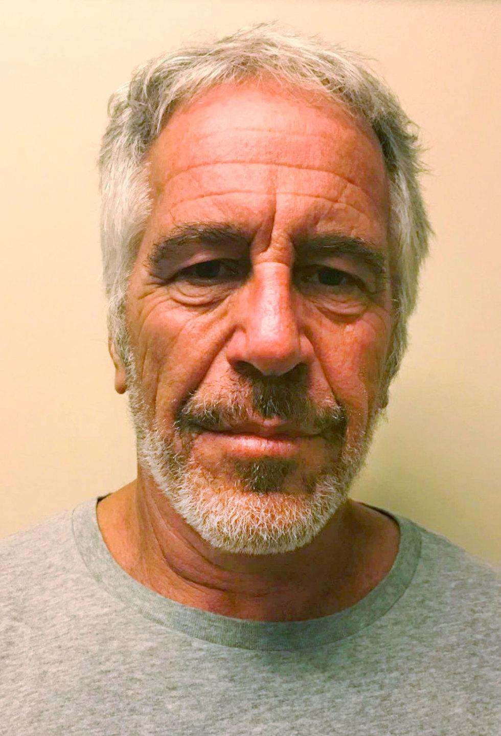 אחוזה בית של ג'פרי אפשטיין שמואשם ב סחר ב נערות לצורכי מין ניו יורק מנהטן (צילום: AP)