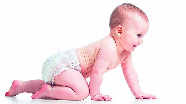 תינוק 5 (צילום: Shutterstock)