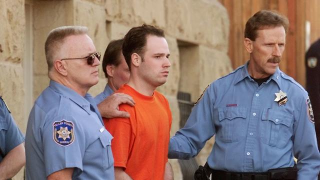 רנדי הלפרין בכלא (צילום: רויטרס)