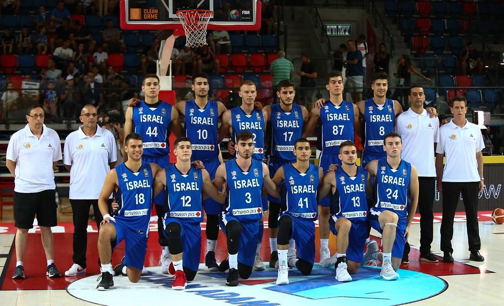 נבחרת ישראל עתודה (צילום: ראובן שוורץ)