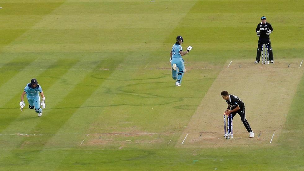אנגליה מול ניו זילנד (צילום: רויטרס)