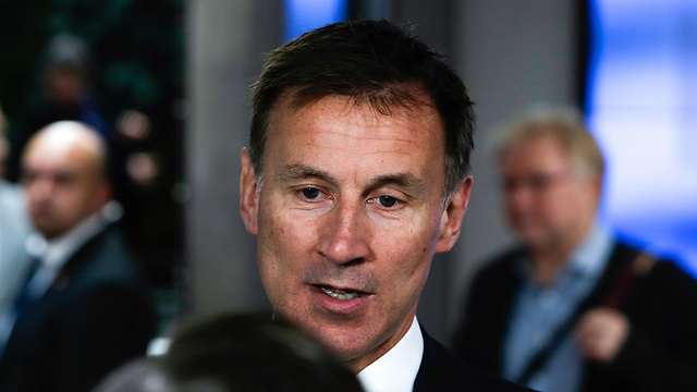 British Foreign Minister Jeremy Hunt (Photo: EPA)