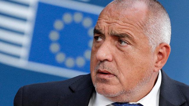 ראש ממשלת בולגריה בויקו בוריסוב (צילום: AP)