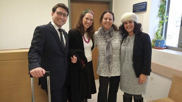 הפסקת בירור יהדות יהדות יהודי DNA בית הדין הרבני  איריס עו
