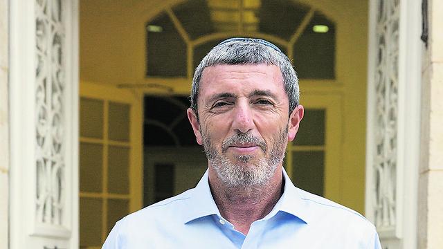 הרב רפי פרץ  (צילום: אלכס קולומויסקי)
