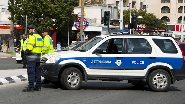 Cyprus police  (Photo: Shutterstock)