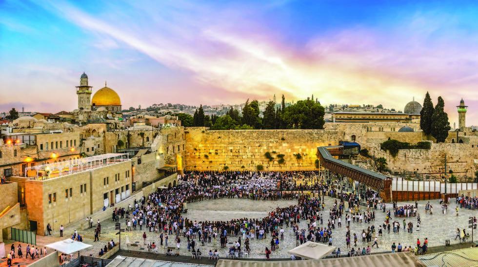 ירושלים (צילום: shutterstock)