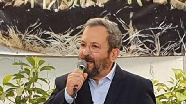 Ehud Barak (Photo: Gil Nechushtan)