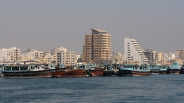 Bandar Abbas port (Photo: AP)