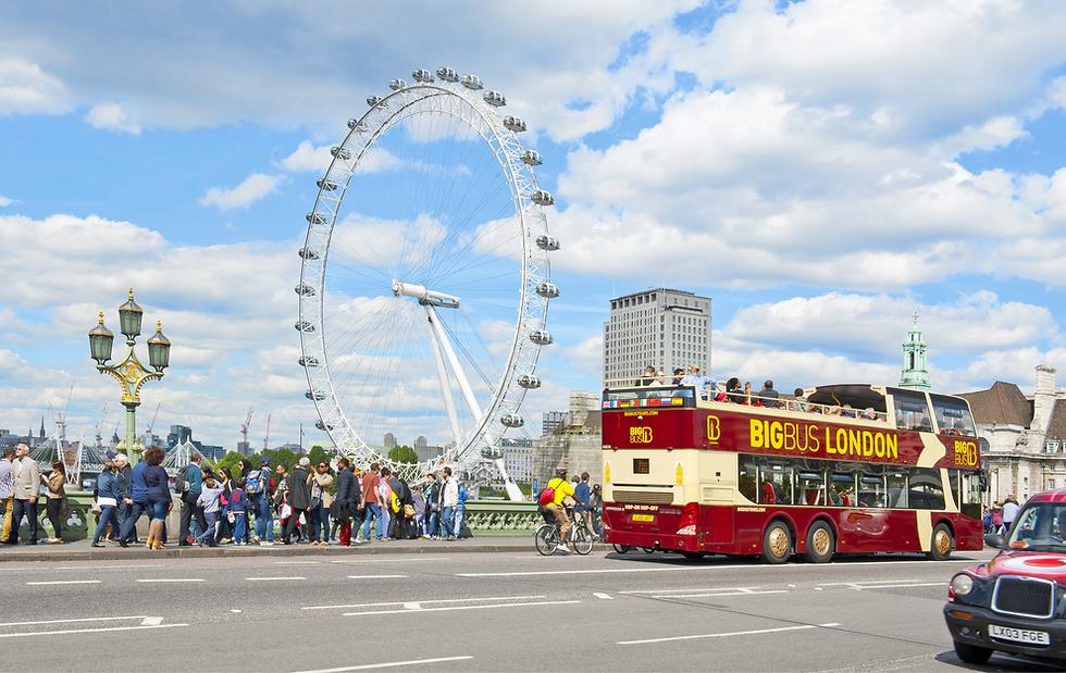 לונדון (צילום: shutterstock)