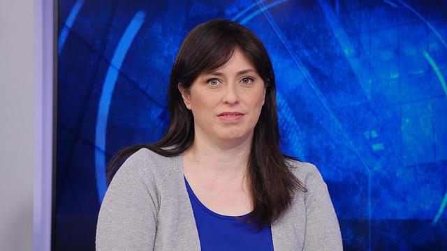 Israel's deputy foreign minister, Tzipi Hotovely (Photo: Idan Arbel)